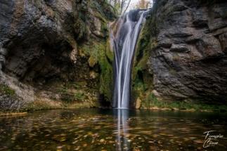 Cascade de la Brive