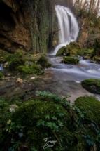 Cascade de la Burbanche