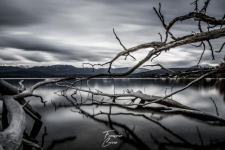 Photo lac léman