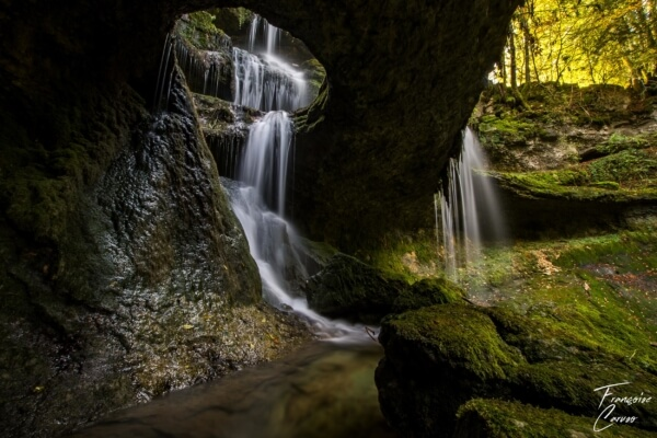 Cascade de la Fronde - Charix