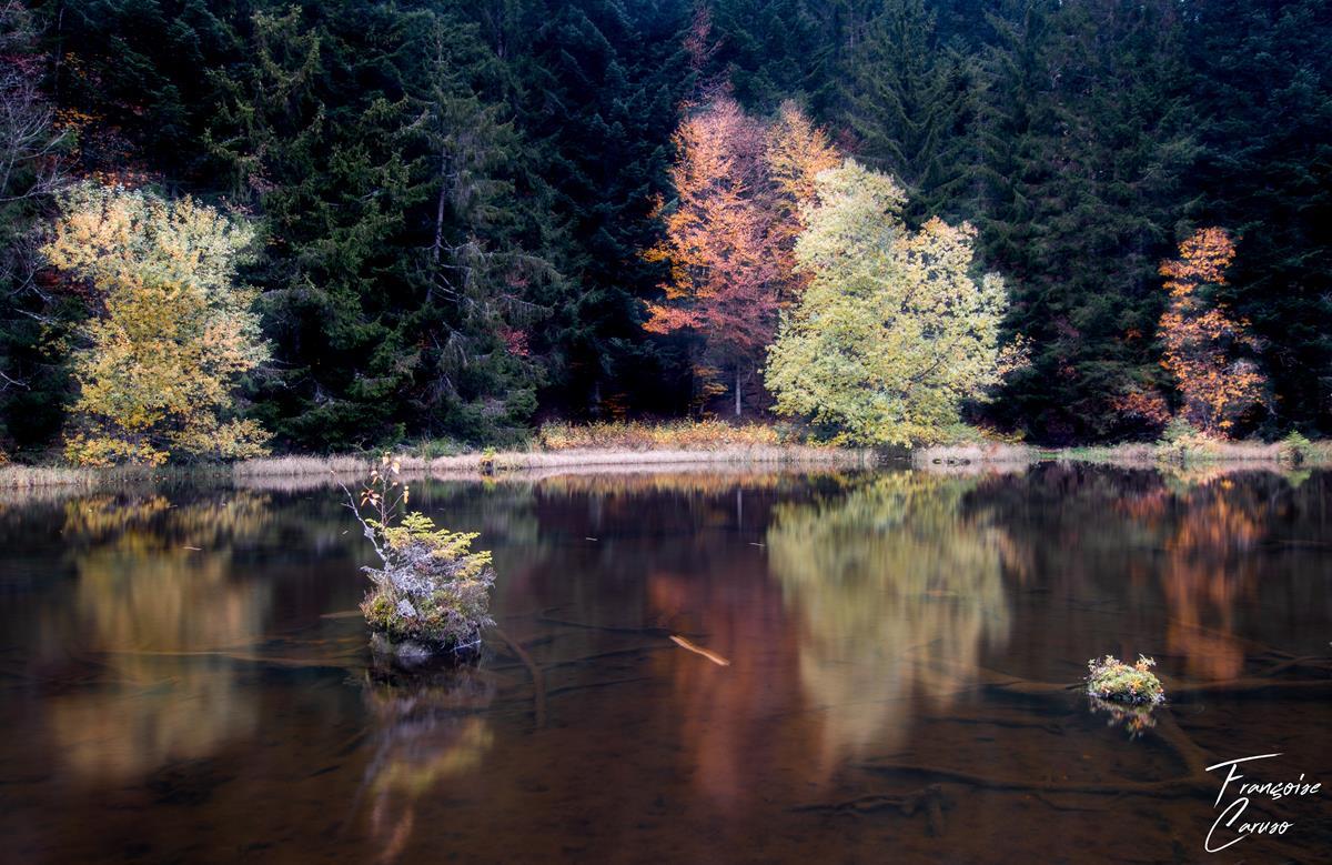 Lac de Lispach
