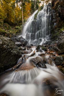 Grande cascade du Tendon